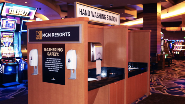 MGM Grand Detroit covid