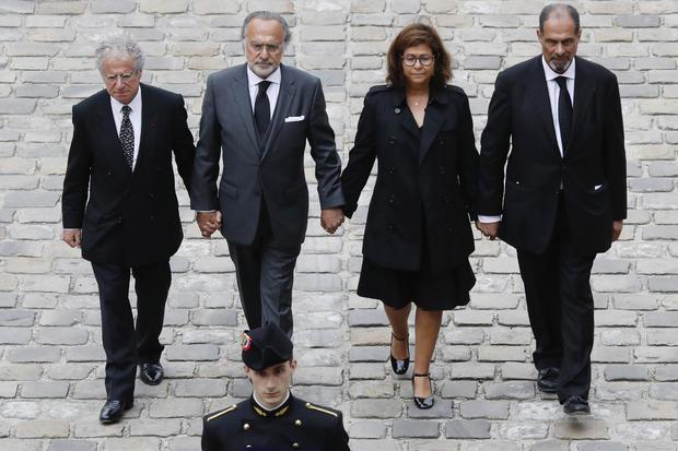 France Obit Serge Dassault