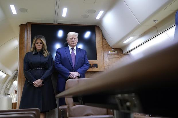 APTOPIX Trump Sept 11