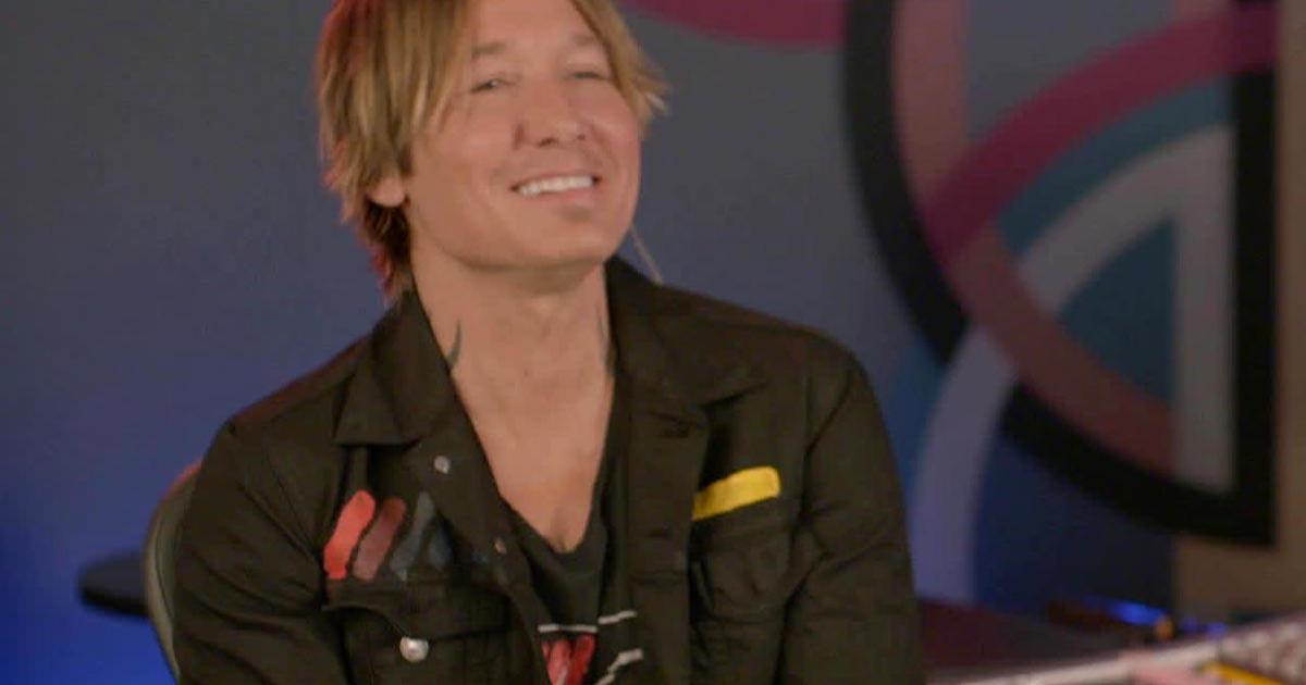 Keith Urban On Music During Quarantine We Re Always Gonna Play Somehow Some Way Cbs News