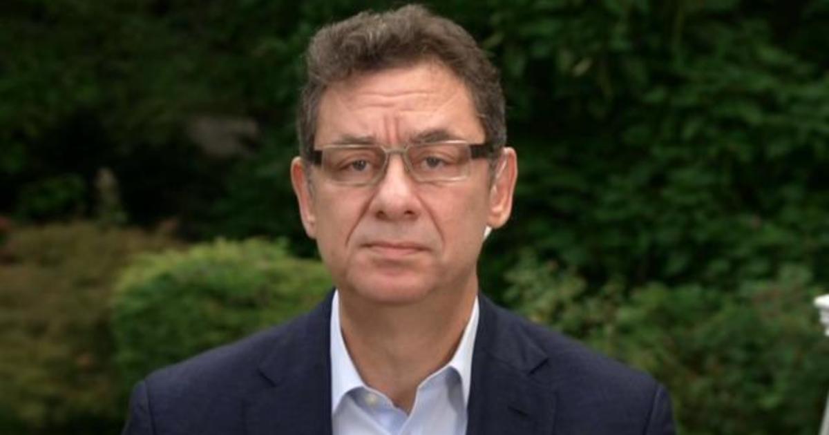 "Transcript: Pfizer CEO Dr. Albert Bourla on ""Face the ..."