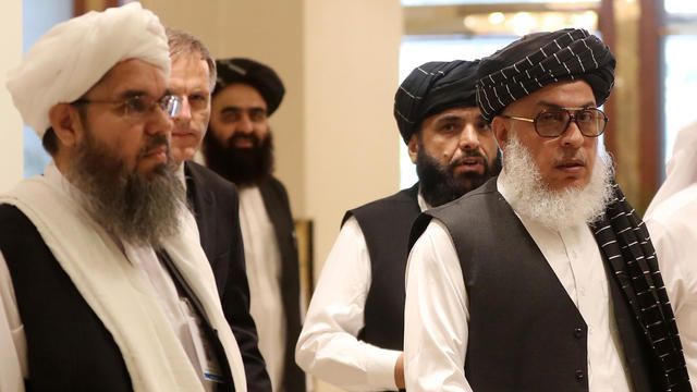 QATAR-US-GERMANY-AFGHANISTAN-TALIBAN-UNREST-PEACE