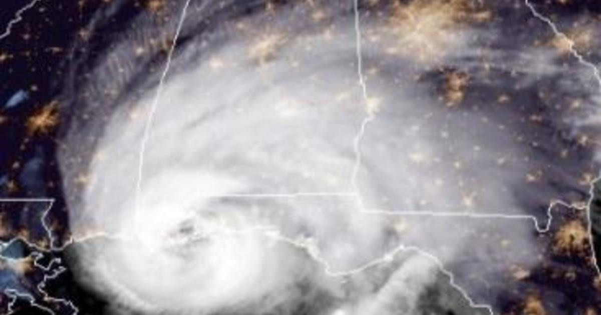 """Hurricane Sally bringing """"historical and catastrophic"""" flooding already thumbnail"""