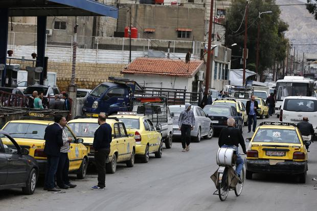 SYRIA-CONFLICT-ECONOMY