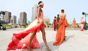 Fashioning a new future for the fashion world
