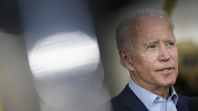 Joe Biden Campaigns For President In Minnesota