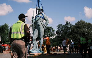 Does focus on statues and mascots distract from true racial justice?