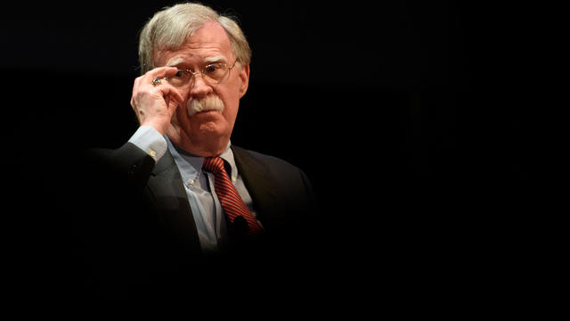 Former White House Nat'l Security Adviser John Bolton Speaks At Duke University Forum