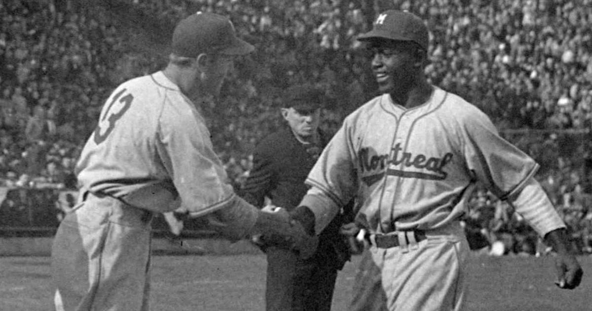 "Jackie Robinson, George Shuba, and the ""handshake of the century"""