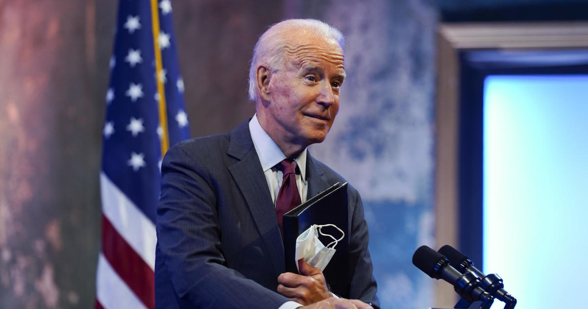 "Biden says Trump using court pick as ""loophole"" to strike down Obamacare"