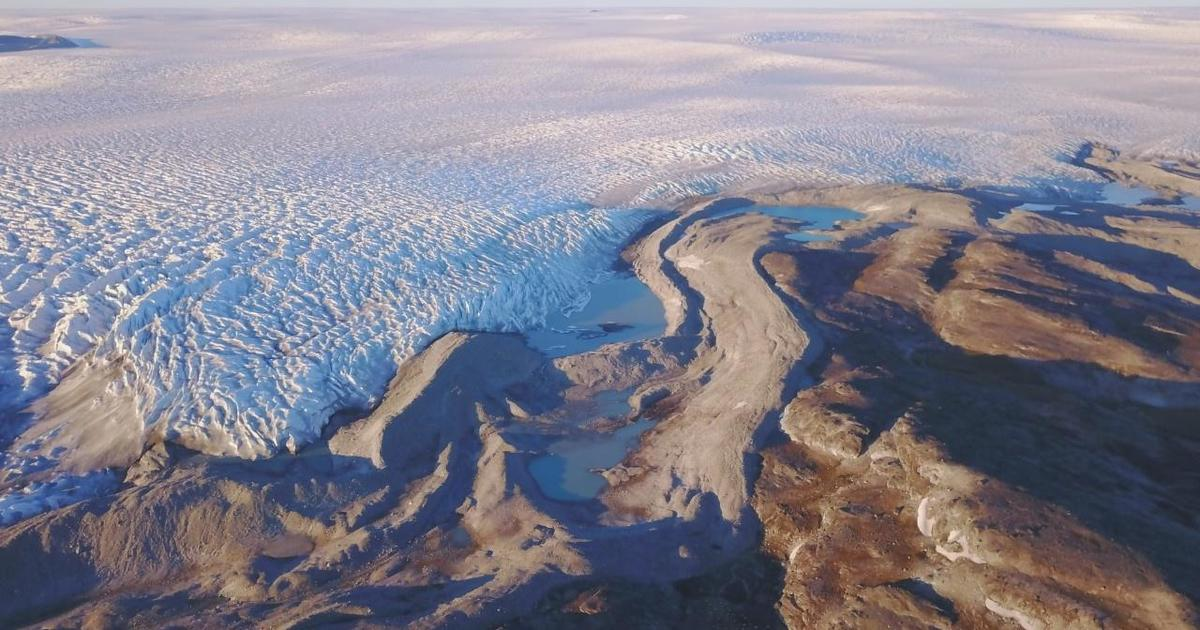 cbsnews.com - Sophie Lewis - Greenland Ice Sheet projected to lose ice at the fastest rate since the end of the last Ice Age