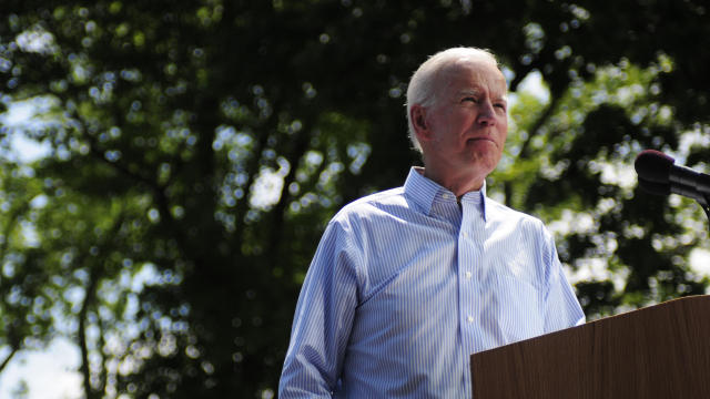 Biden Kicks Off Presidential Campaing in Philadelphia