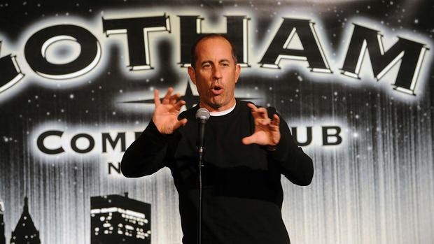 Cristela Alonzo Performs At Gotham Comedy Club
