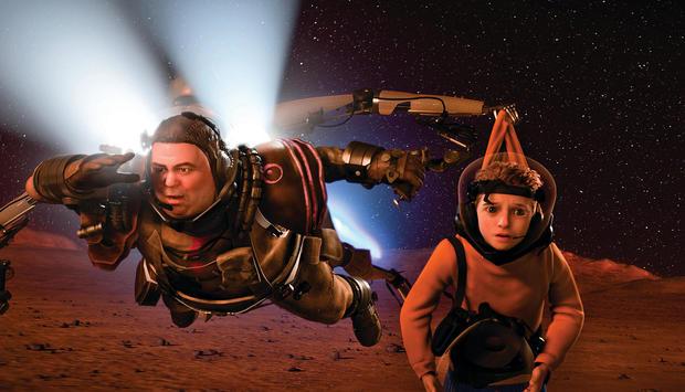 """""""Mars Needs Moms"""""""