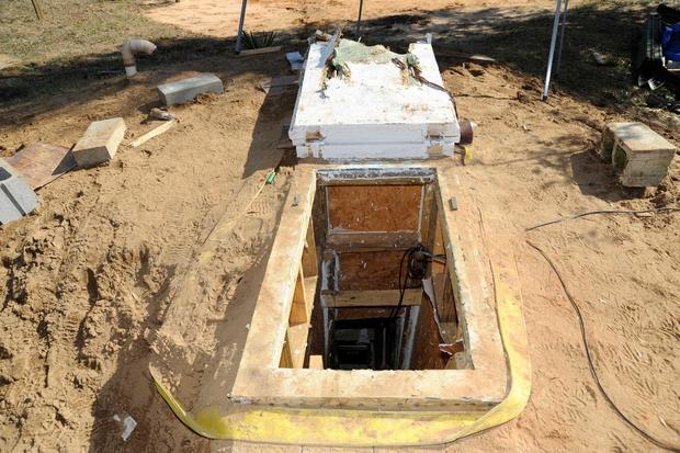 Jim Dykes bunker