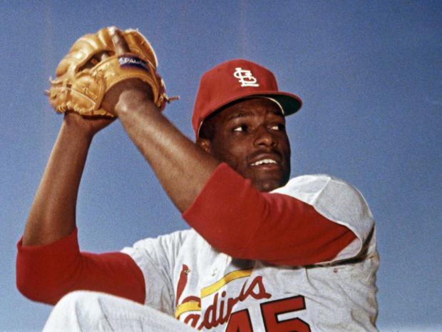 Cardinals Gibson