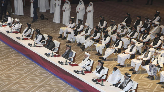 Qatar Afghanistan Peace Talks