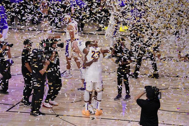Lakers NBA Finals