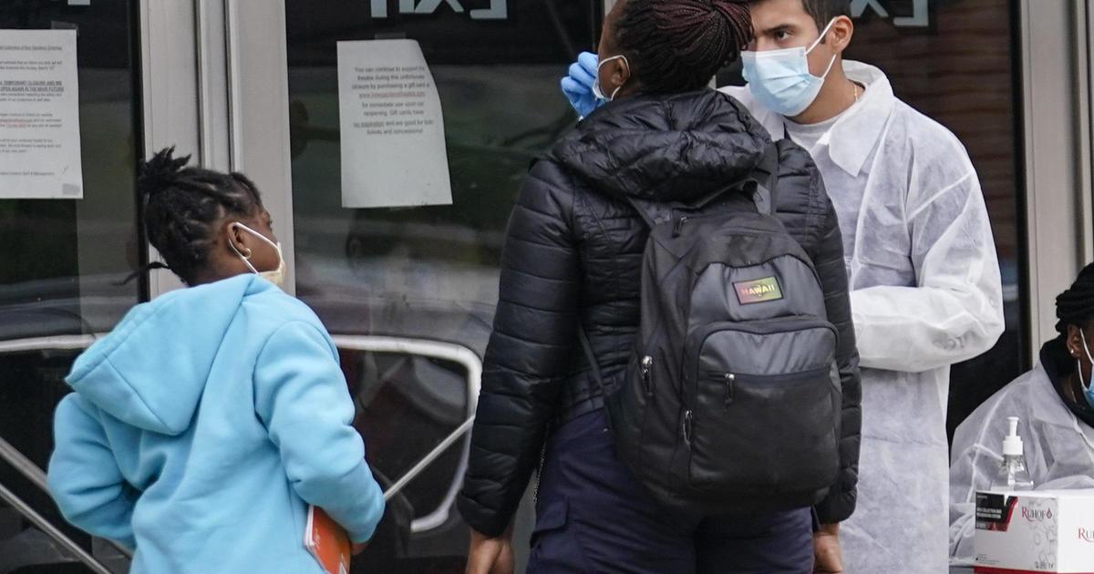 Health officials sound alarm over surge of new coronavirus cases – CBS News