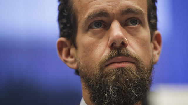 Twitter CEO Jack Dorsey Testifies To House Hearing On Company's Transparency and Accountability