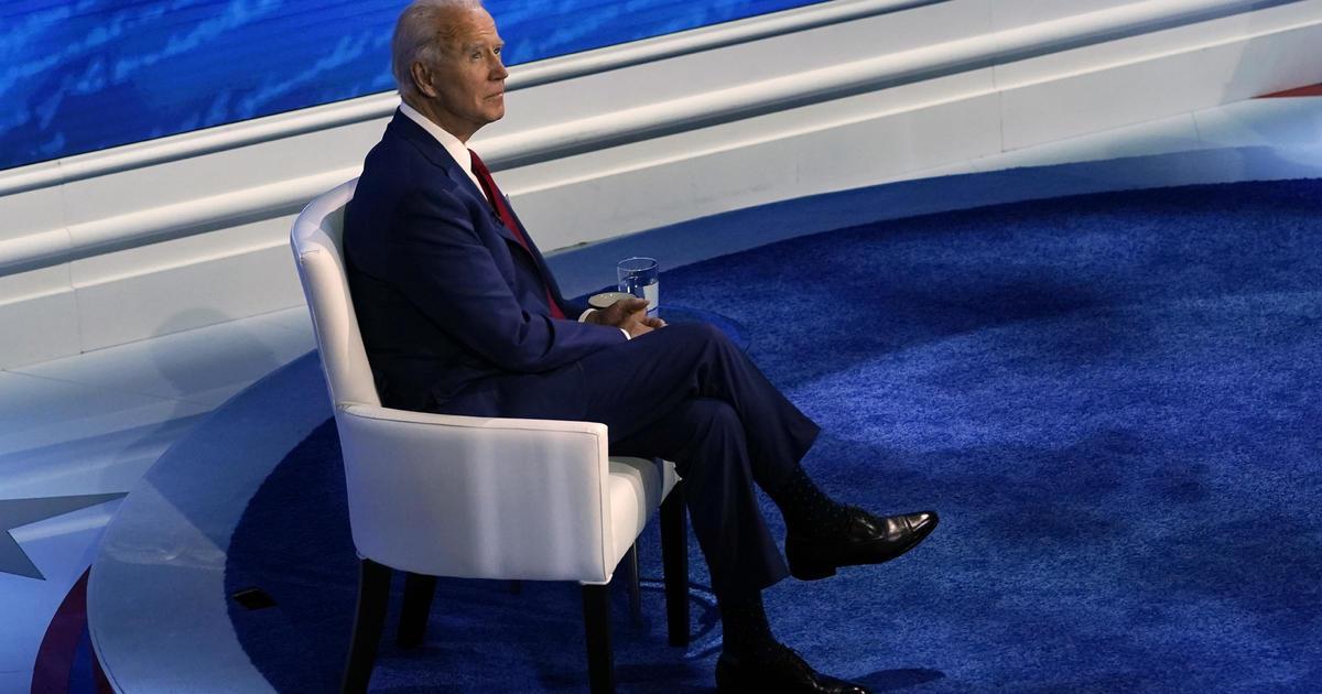"Biden tells mother of transgender daughter there should be ""zero discrimination"""