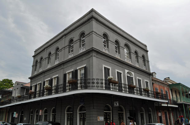 Lalaurie House