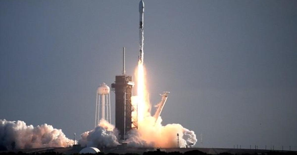 SpaceX launches 14th batch of Starlink internet satellites in fast-growing fleet