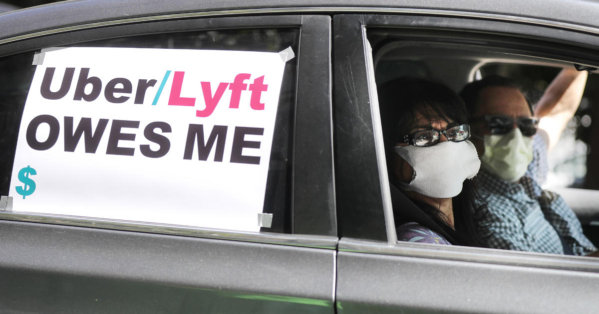 California appeals court says Uber, Lyft drivers are employees, not contractors