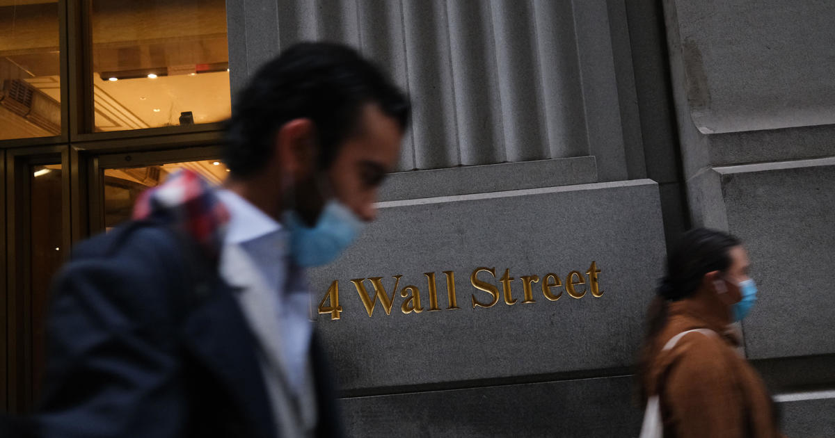 Stocks jump on stimulus vote and J&J vaccine news, with Dow up 600 points - CBS News
