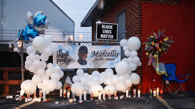 Prayer Vigil Held For Tafara Williams, Who Was Shot During Police Shooting That Killed Marcellis Stinnette In Waukegan