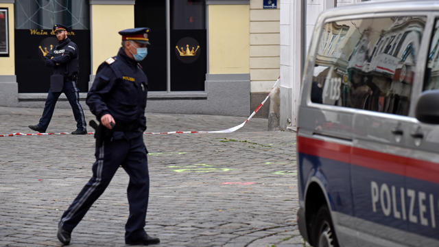 The Day After Deadly Vienna Shooting, One Attacker Possibly Still At Large