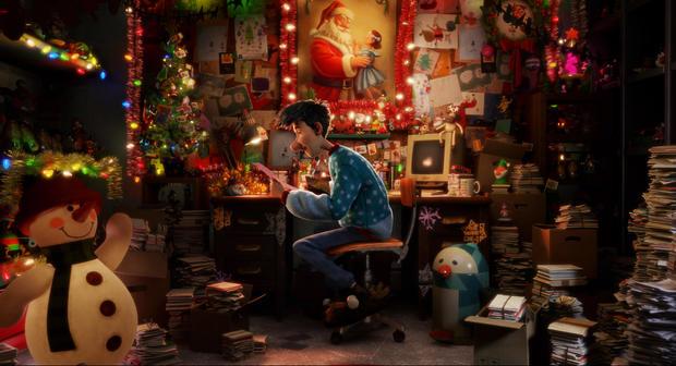 """14. """"Arthur Christmas"""" (92%)"""