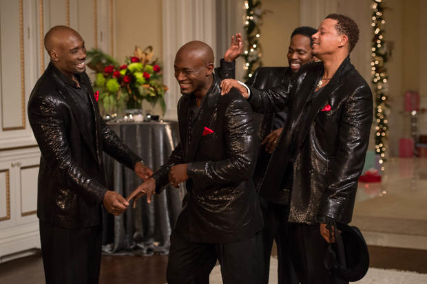 "(TIE) 32. ""The Best Man Holiday"" (71%)"