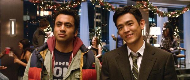 "(TIE) 35. ""A Very Harold & Kumar Christmas"" (68%)"