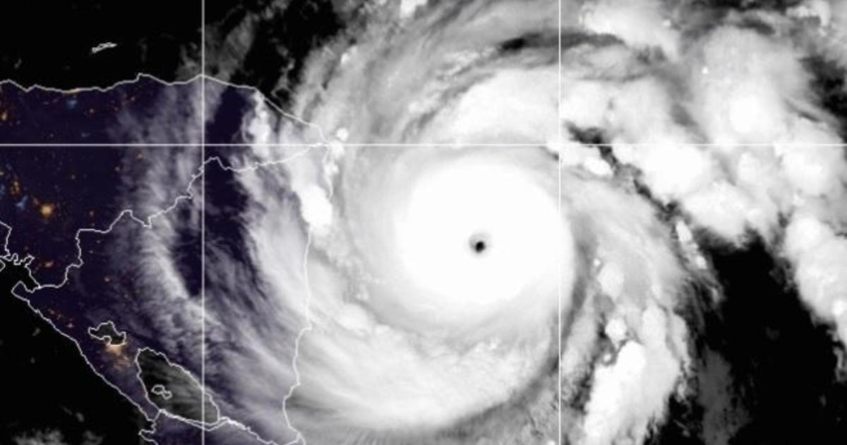 Humans, not nature, are the cause of changes in Atlantic hurricane cycles, new study finds