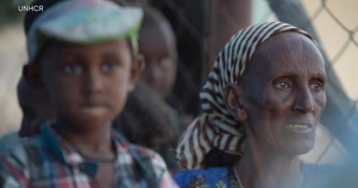 U.N. says humanitarian crisis unfolding in Ethiopia; Iran warns U.S.