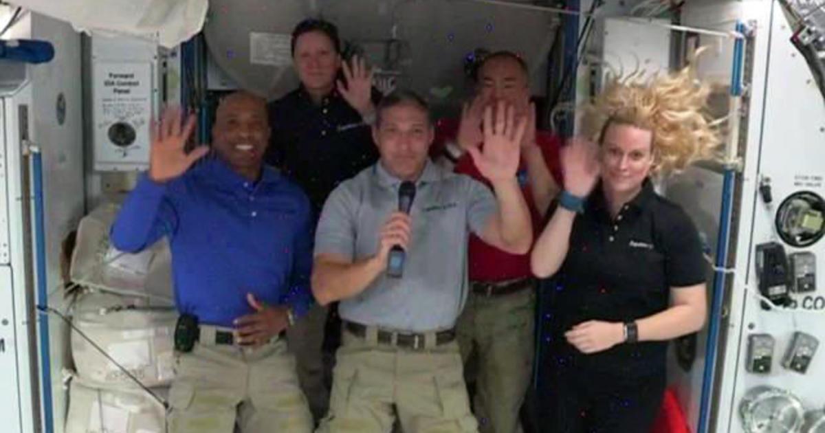 SpaceX Crew Dragon astronauts describe thrilling ride to orbit – CBS News