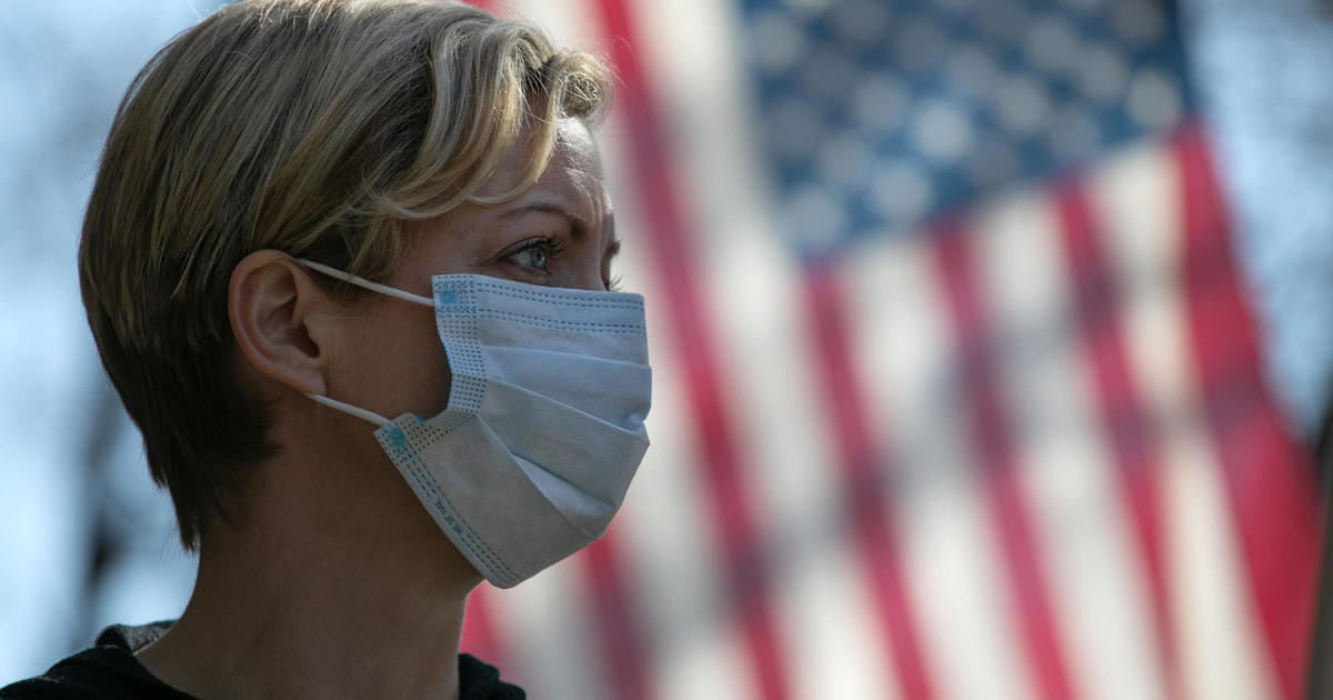 Americans are scared as virus surges. They're also resilient.
