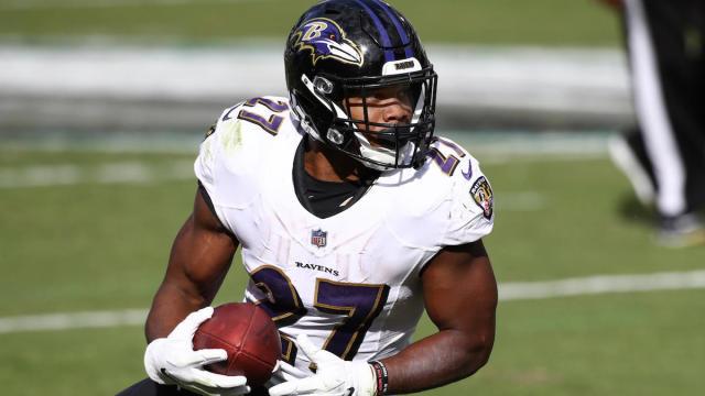 Ravens J.K. Dobbins