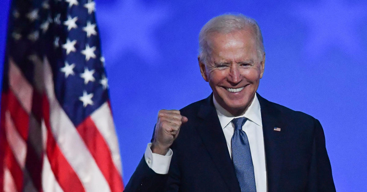 Joe Biden becomes first presidential candidate in U.S. history to surpass 80 million votes