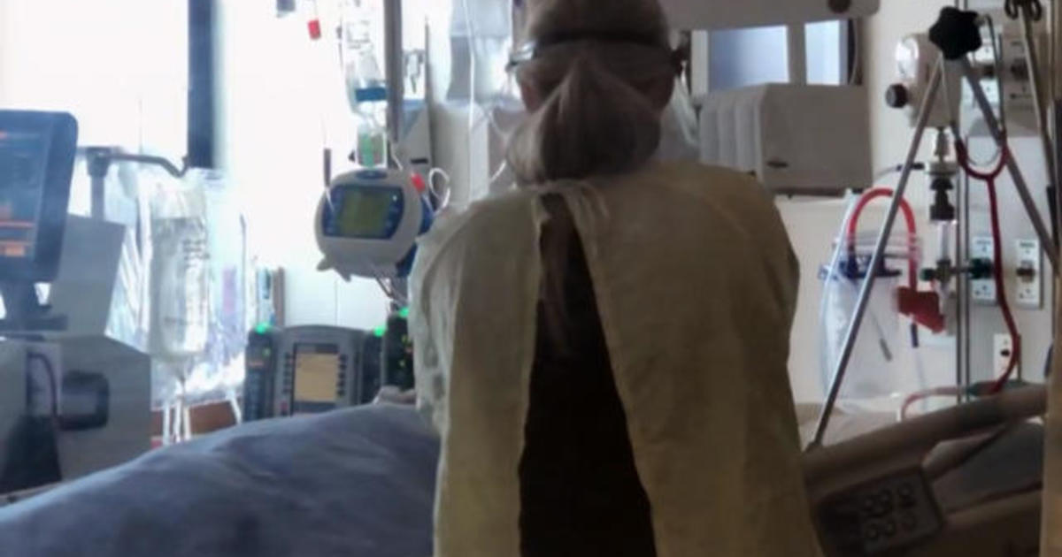 Thanksgiving Day hospitalizations hit record high