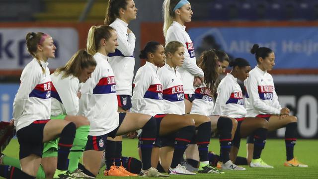 Netherlands USA Soccer