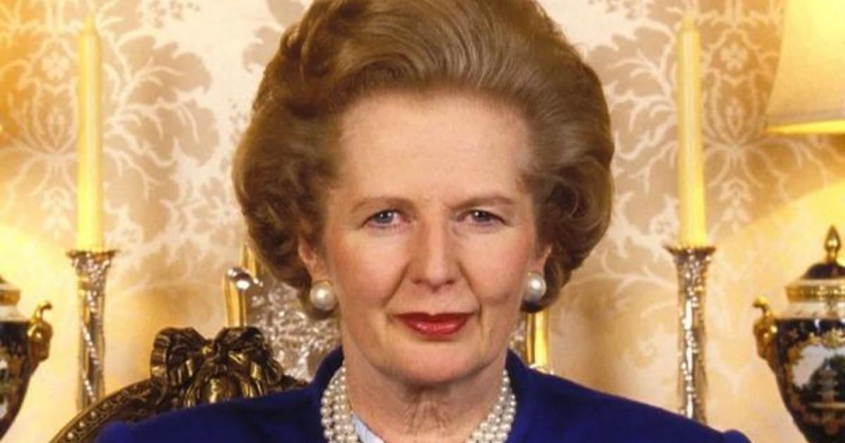 """Margaret Thatcher biographer on what """"The Crown"""" gets right and wrong... image"""