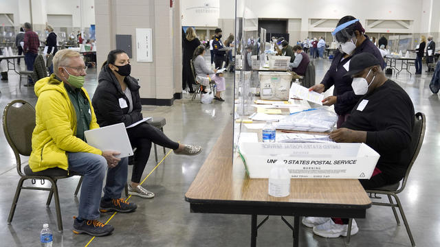 Election 2020-Wisconsin-Recount