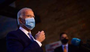 Biden plans to ask nation to wear masks for 100 days
