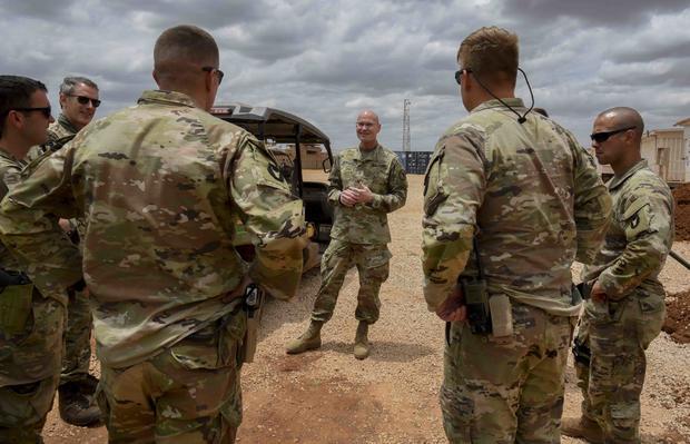 Somalia US Troop Withdrawal