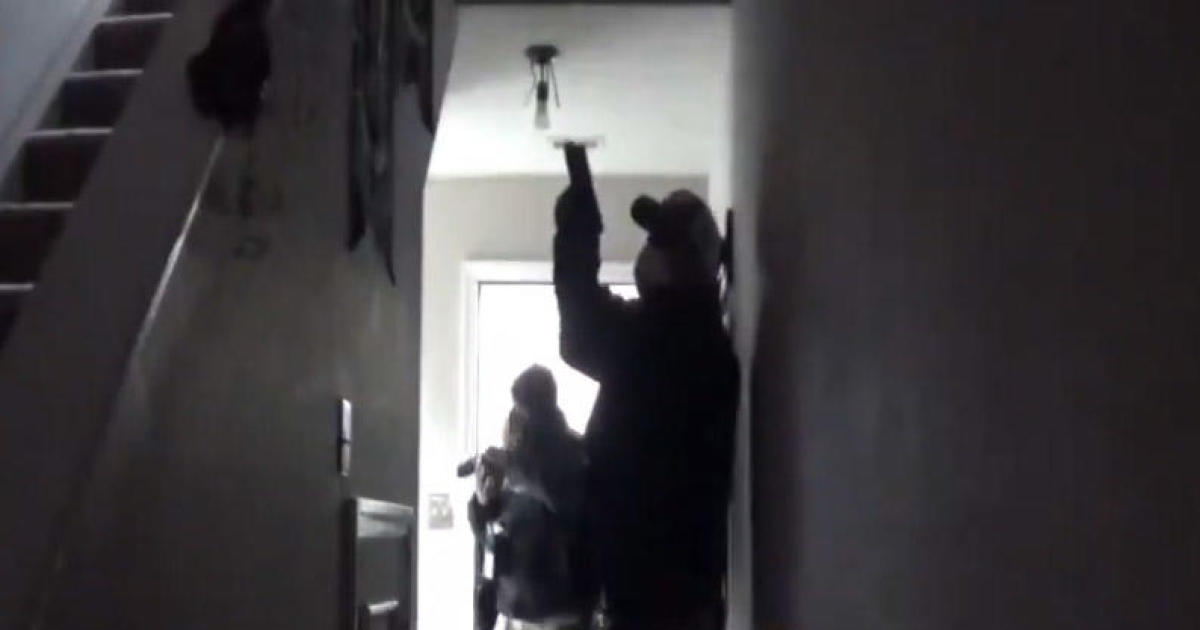 """Fired COVID-19 data scientist posts video of Florida agents raiding her home: """"They pointed guns at my kids"""""""