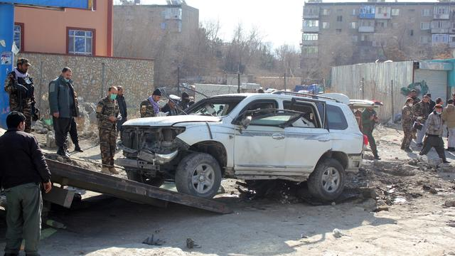 Deputy Governor of Kabul Mahbubullah Muhibbi killed in a bomb blast in Afghanistan