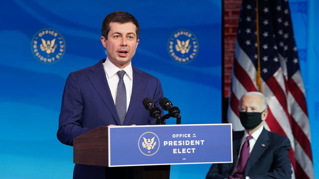 President-Elect Biden Announces Pete Buttigieg As Transportation Secretary Nominee