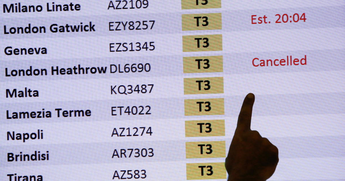 More and more nations banning flights from U.K. due to new coronavirus strain